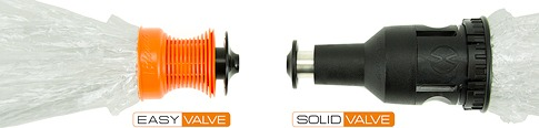 easy vs solid valve