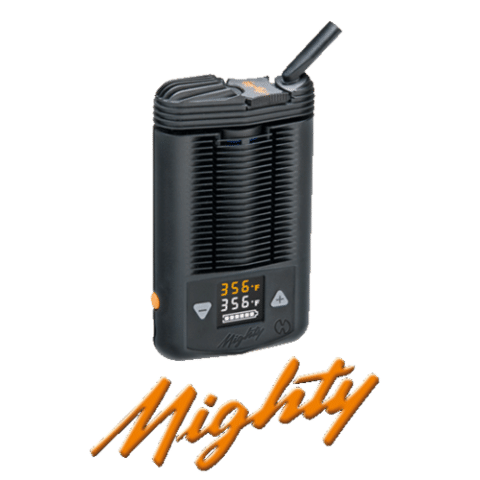 The Mighty Vaporizer by Storz & Bickel